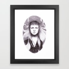 Sandy Denny Framed Art Print