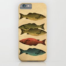 One fish Two fish Slim Case iPhone 6s