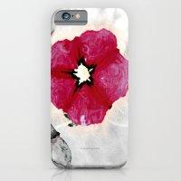 Pansy 091 iPhone 6 Slim Case