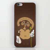 Japan Serie 5 - TANUKI iPhone & iPod Skin