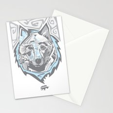 Nalubuff - Arctic Fox Stationery Cards