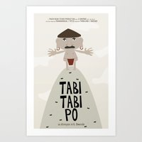Tabi Tabi Po (Philippine… Art Print