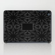 Slate Gray Colorburst iPad Case