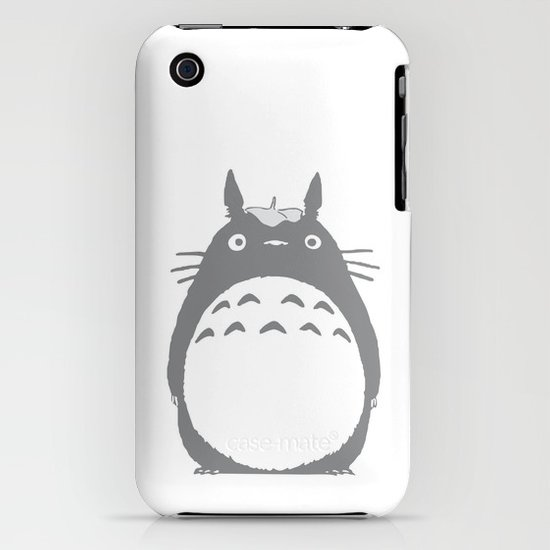 totoro iPhone & iPod Case