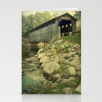 Flat River Covered Bridge Stationery Cards