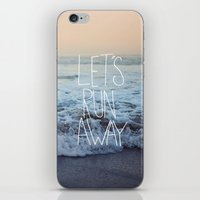 Let's Run Away X Arcadia… iPhone & iPod Skin