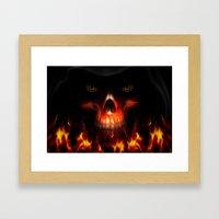 Yunke-Lo Framed Art Print