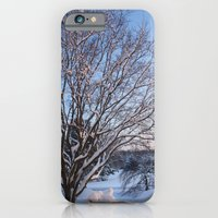 iPhone & iPod Case featuring Snow Covered by Kristi Jacobsen Photography