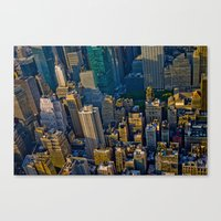 Top Of The Empire #10 Canvas Print