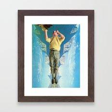 Sea Saw Framed Art Print