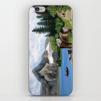 Mountain Landscape 2 iPhone & iPod Skin