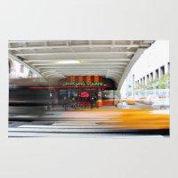 New York Grand Central C… Rug