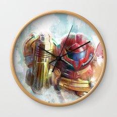at last the galaxy is at peace  Wall Clock