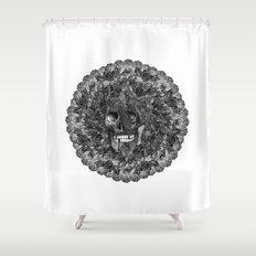 Perfume Shower Curtain