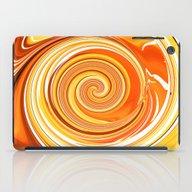 Citrus Burst iPad Case