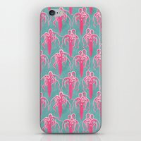 giant squid iPhone & iPod Skin