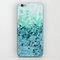 :: Sea Glass Compote :: iPhone & iPod Skin