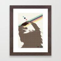 Better things Framed Art Print
