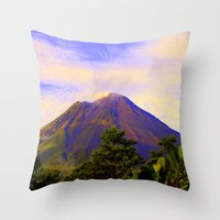 It's Gonna Blow Throw Pillow