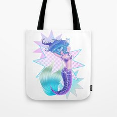 Mermaid POP Tote Bag
