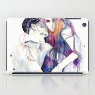 iPad Case featuring Wakeful by Agnes-cecile