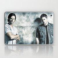 Supernatural - Sam & Dea… Laptop & iPad Skin