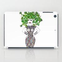 MEDUSA Versus BRIGITTE B… iPad Case