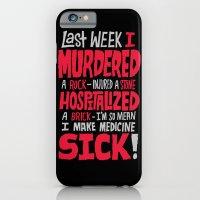 Muhammad Ali: Last Week iPhone 6 Slim Case