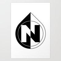North Art Print