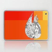 Fuego Laptop & iPad Skin