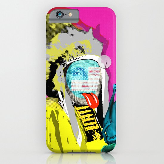 Indian Pop 96 iPhone & iPod Case