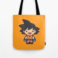 FunSized GoKu Tote Bag
