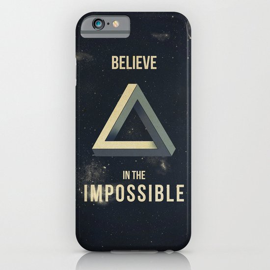Impossible iPhone & iPod Case
