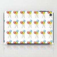 Lollipop Candy Watercolo… iPad Case