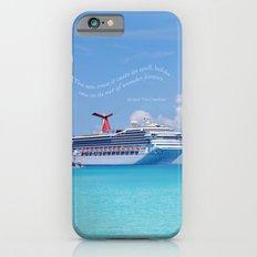 Cruisin' the Caribbean iPhone 6s Slim Case