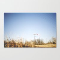 Kansas Canvas Print