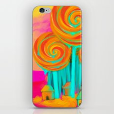 Candy Woods iPhone & iPod Skin