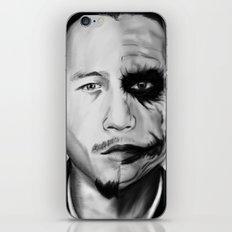Heath/Joker iPhone & iPod Skin