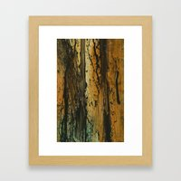 Abstractions Series 006 Framed Art Print