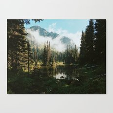 Quiet Washington Morning Canvas Print