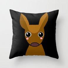 Little Deer-350 Throw Pillow