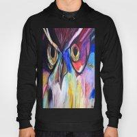 Colorful Owl Hoody