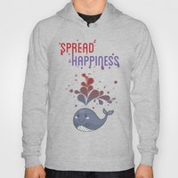 Spread Happiness Hoody