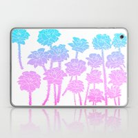 Gradient Roses Laptop & iPad Skin