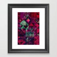Brymbll Framed Art Print