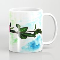 Blossom Spray Mug