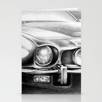 Classic 1 Stationery Cards