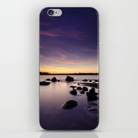 The Bear Island Sunrise iPhone & iPod Skin