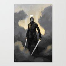 Macbeth Canvas Print