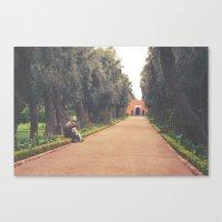 Marocco- La Mamounia Canvas Print